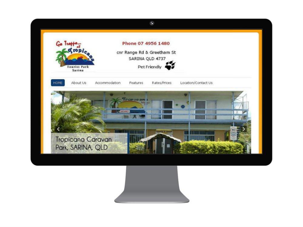 Tropicana Caravan Park – Sarina QLD