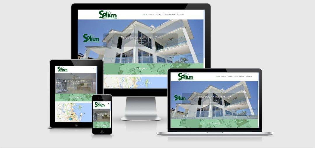Solium Builders New Website
