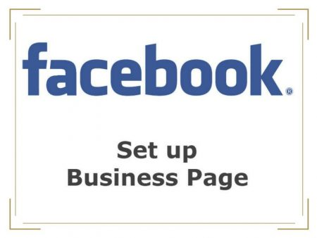 Facebook Business Page setup