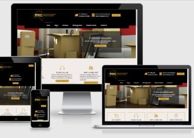Interstate Furniture Removalist Group – Business Website