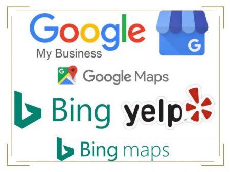 Google Bing Yelp Local Listings