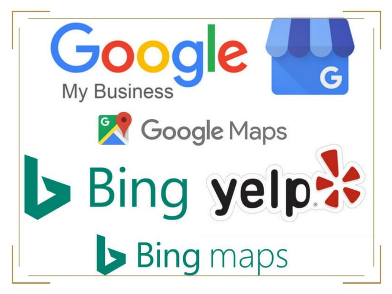 Google Bing Yelp Local Listings