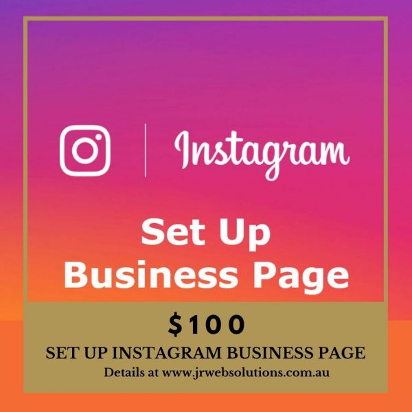 Instagram Business Setup