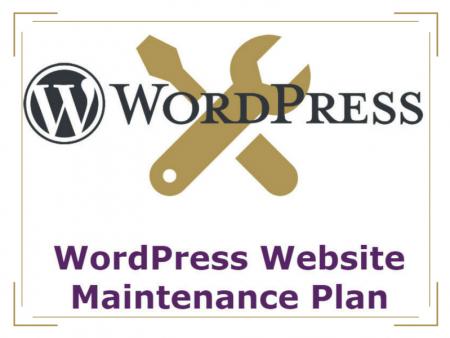 WordPress Website Maintenance Plan