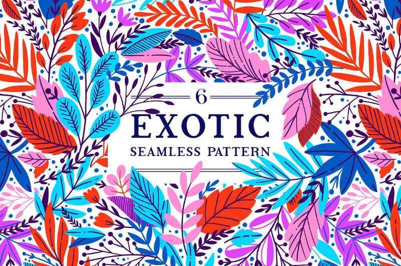 6 Exotic patterns