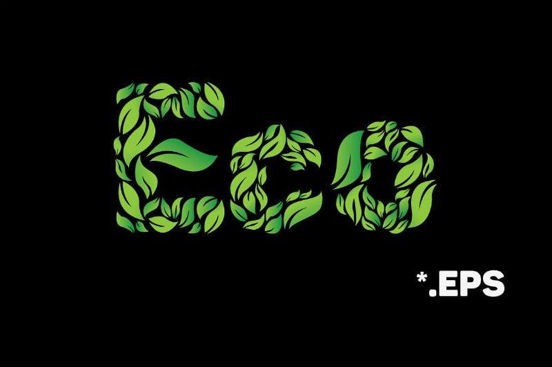EcoFont - Symbol Font