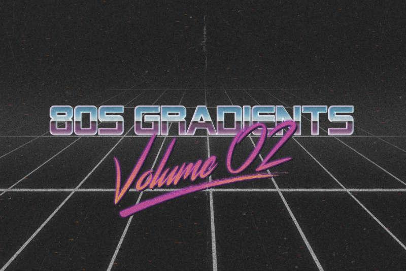 80s Gradients