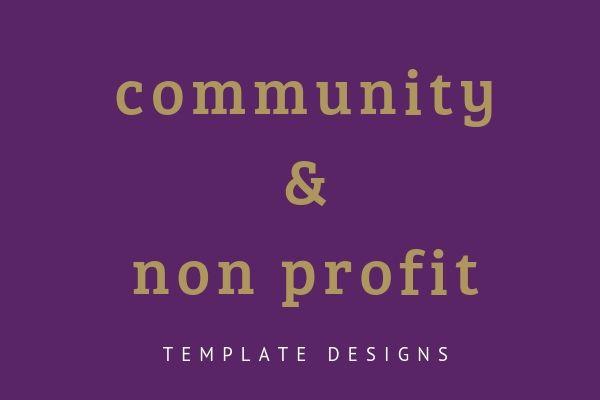 Community & Non Profit