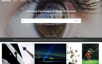 My Two Favourite Websites for FREE Images
