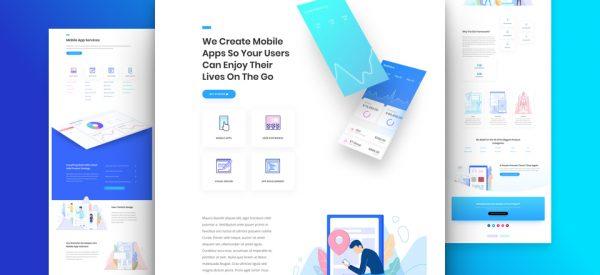 App Developer - Divi WordPress Website Design